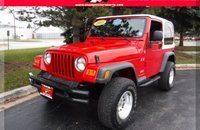 2005 Jeep Wrangler for sale 101054676