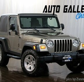 2005 Jeep Wrangler 4WD Rubicon for sale 101110893