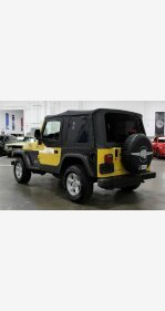 2005 Jeep Wrangler 4WD SE for sale 101175655