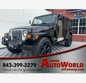 2005 Jeep Wrangler 4WD Unlimited for sale 101176459