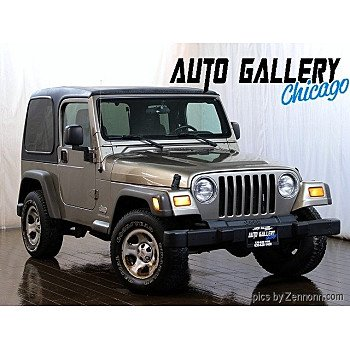 2005 Jeep Wrangler 4WD SE for sale 101227020