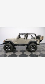 2005 Jeep Wrangler for sale 101228955