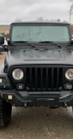 2005 Jeep Wrangler 4WD Unlimited for sale 101248022