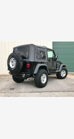 2005 Jeep Wrangler 4WD Sport for sale 101252985