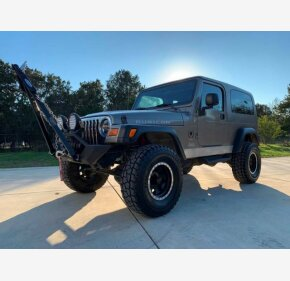 2005 Jeep Wrangler 4WD Unlimited Rubicon for sale 101265634