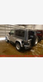 2005 Jeep Wrangler 4WD Unlimited for sale 101277488