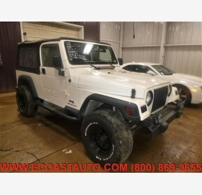 2005 Jeep Wrangler 4WD Unlimited for sale 101277503