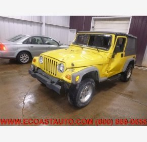 2005 Jeep Wrangler 4WD Unlimited for sale 101277513