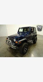 2005 Jeep Wrangler 4WD SE for sale 101292870