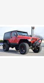 2005 Jeep Wrangler for sale 101306376