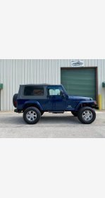 2005 Jeep Wrangler for sale 101346183