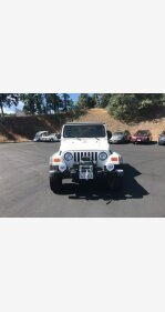 2005 Jeep Wrangler for sale 101349218
