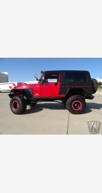 2005 Jeep Wrangler for sale 101387190