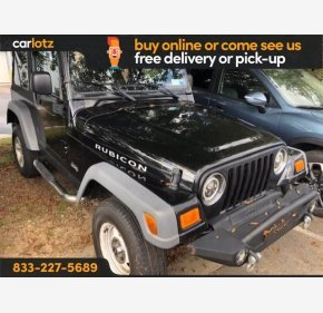 2005 Jeep Wrangler for sale 101394892