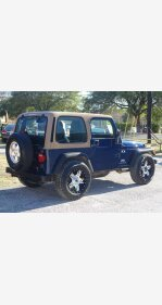2005 Jeep Wrangler for sale 101399234