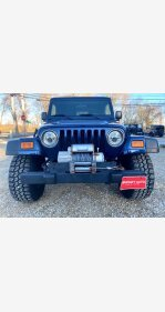 2005 Jeep Wrangler for sale 101409673