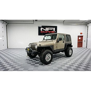 2005 Jeep Wrangler for sale 101427517