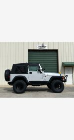 2005 Jeep Wrangler for sale 101435704