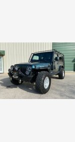 2005 Jeep Wrangler for sale 101441039