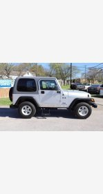 2005 Jeep Wrangler for sale 101474358