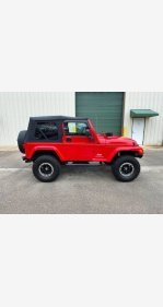 2005 Jeep Wrangler for sale 101483968