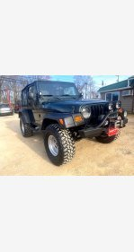 2005 Jeep Wrangler for sale 101488073