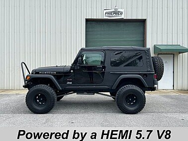 2005 Jeep Wrangler for sale 101543025