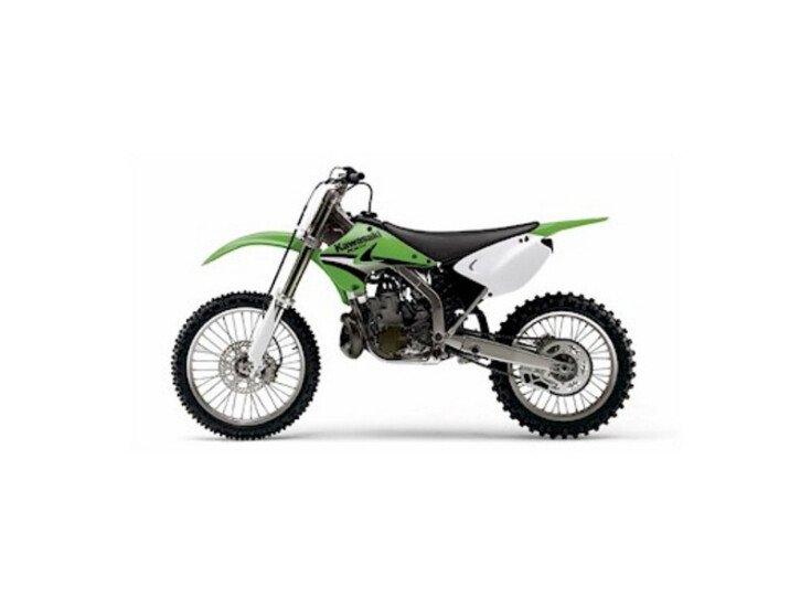 2005 Kawasaki KX100 250 specifications
