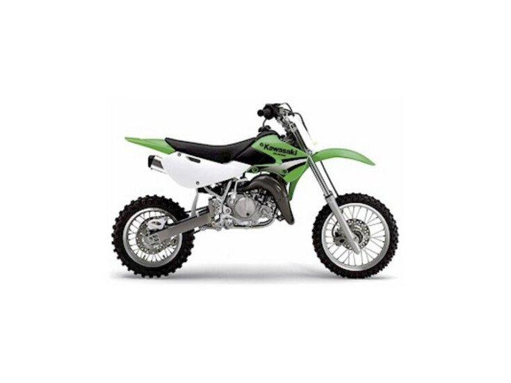 2005 Kawasaki KX100 65 specifications
