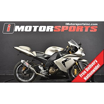 2005 Kawasaki Ninja ZX-10R for sale 200699301