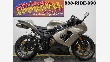 release date 60ecd 75e80 2005 Kawasaki Ninja ZX-6R for sale 200535622