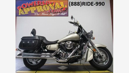 2005 Kawasaki Vulcan 1600 for sale 200809050