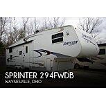 2005 Keystone Sprinter for sale 300289090