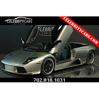 2005 Lamborghini Murcielago Roadster for sale 101067713