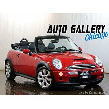 2005 MINI Cooper S Convertible for sale 101041747