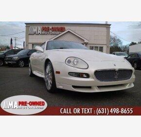 2005 Maserati GranSport for sale 101299806