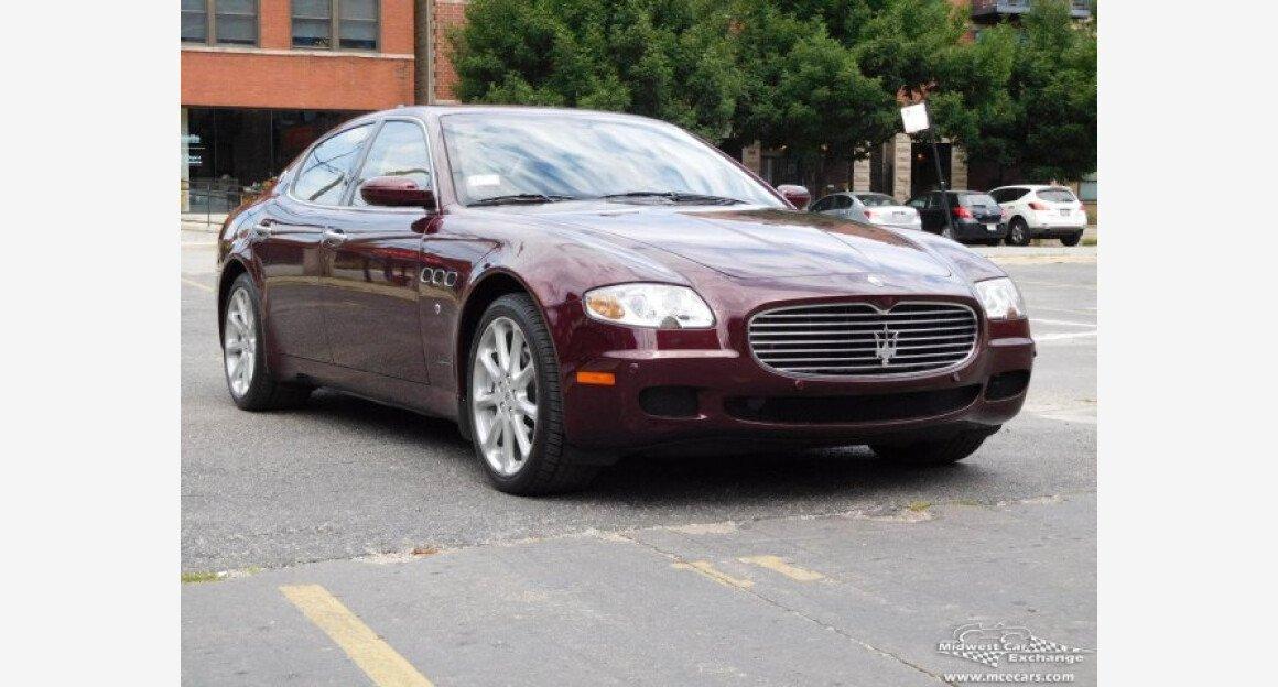 2005 Maserati Quattroporte for sale 100956404