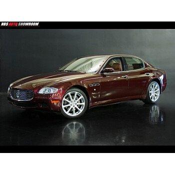 2005 Maserati Quattroporte for sale 101173004