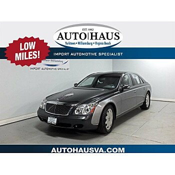 2005 Maybach 57 for sale 101072623