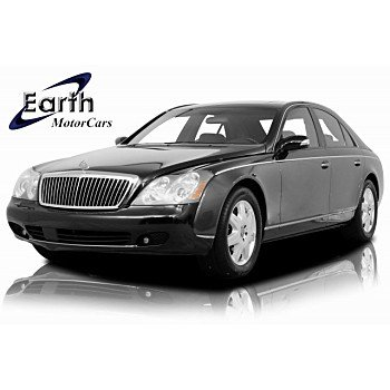 2005 Maybach 57 for sale 101247963
