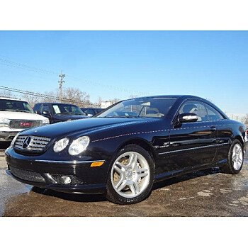 2005 Mercedes-Benz CL55 AMG for sale 100974642