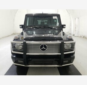 2005 Mercedes-Benz G55 AMG 4MATIC for sale 101330273