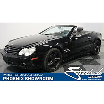 2005 Mercedes-Benz SL500 for sale 100989508