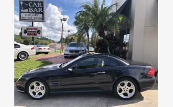 2005 Mercedes-Benz SL500 for sale 101384936
