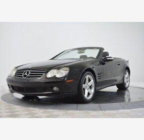 2005 Mercedes-Benz SL500 for sale 101203520