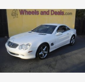 2005 Mercedes-Benz SL500 for sale 101285199