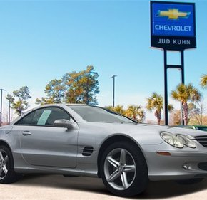 2005 Mercedes-Benz SL500 for sale 101326142