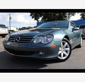 2005 Mercedes-Benz SL500 for sale 101344395