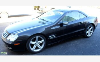 2005 Mercedes-Benz SL500 for sale 101442381