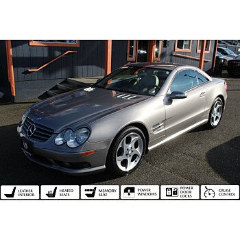 2005 Mercedes-Benz SL500 for sale 101453253